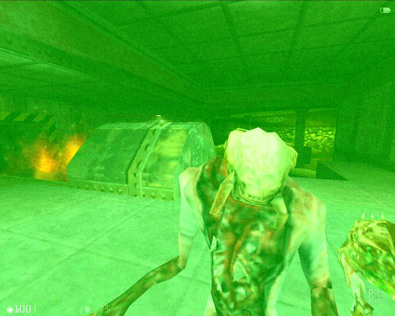 Half Life Opposing Force Game Screenshots At Riot Pixels Images