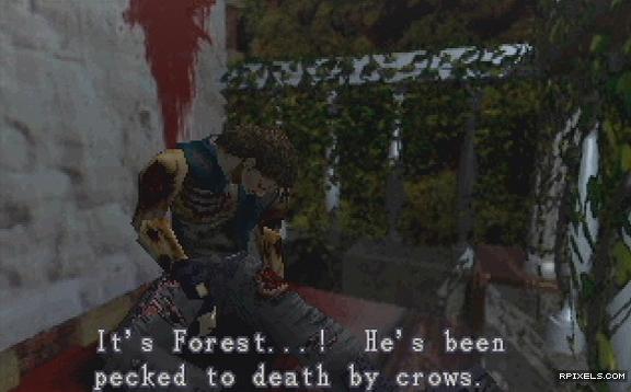 تحميل لعبة الرعب القديمة Resident Evil الجزء الأول